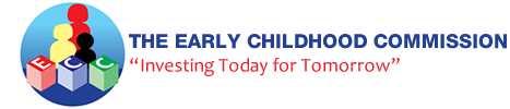 The Early Childhood Commission Logo