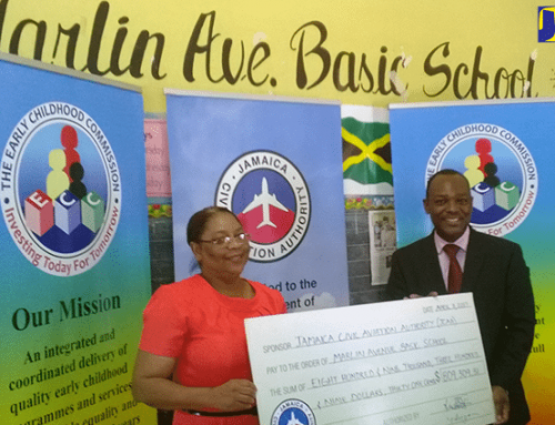 Portmore Basic School Gets Support Towards Achieving Certification Standards
